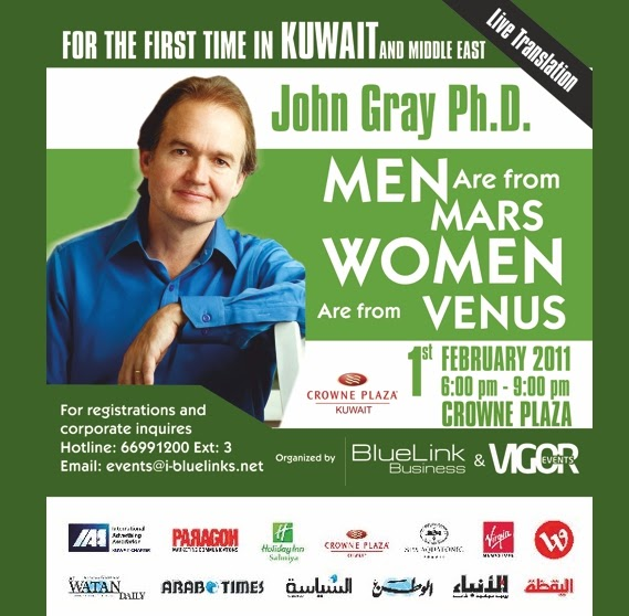 events jose from mars women venus