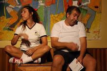 carol Montone e Antonio Destro