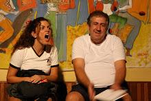 Caro Montonel e Antonio Destro