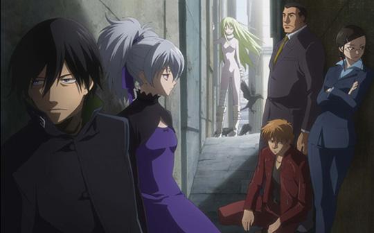 Darker Than Black (1): Kuro no Keiyakusha (O contratante negro) G03pb7