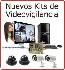 Kits de Videovigilancia