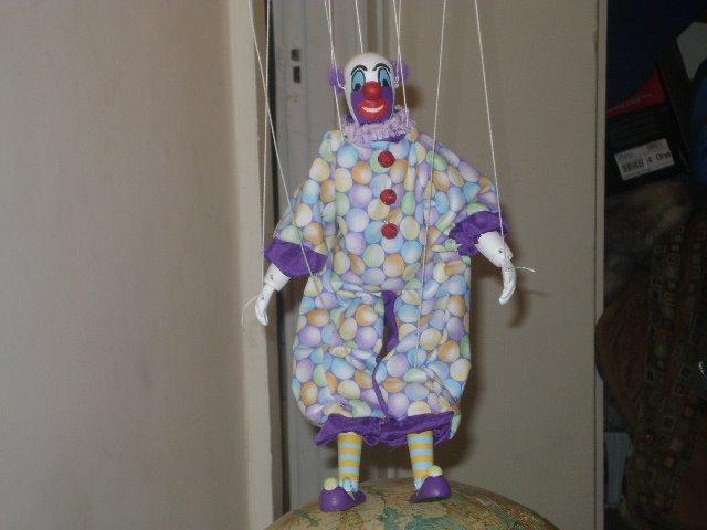 Marioneta de Armando Córdova