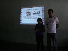 Seminario sobre a exploração do trabalho infantil em Igarói