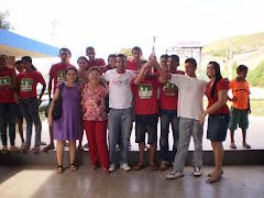 A EQUIPE CAMPEÃ DAS PARÓDIAS OS JOVENS NA SOCIEDADE