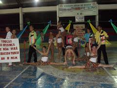 Grupo de Dança da CCF mostra sua verdadeira arte