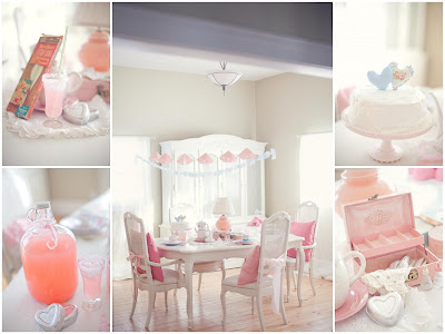Pink Bridal Shower Ideas on Pink Party Pink And Aqua Party Girls Party Baby Shower Bridal Shower