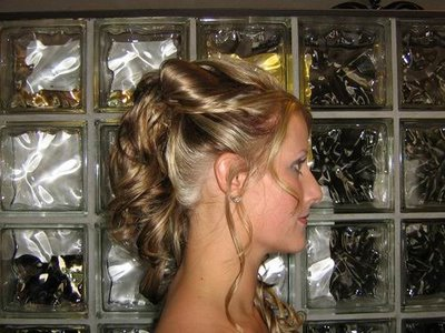 prom hairstyle pictures. This is the perfect prom hairstyle if you have a prom dress with a beautiful