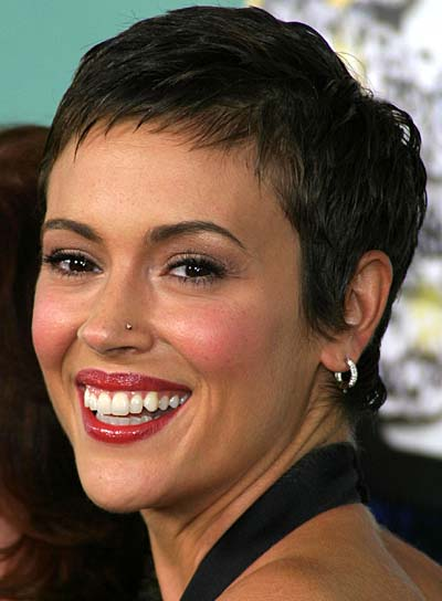 celebrity short hairstyles for women. women short hair cuts