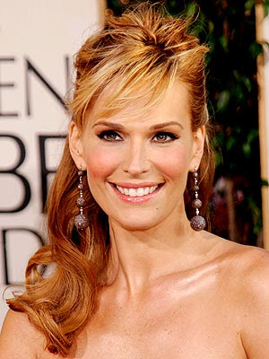 celebrity hairstyler. Molly Sims Celebrity Haircuts