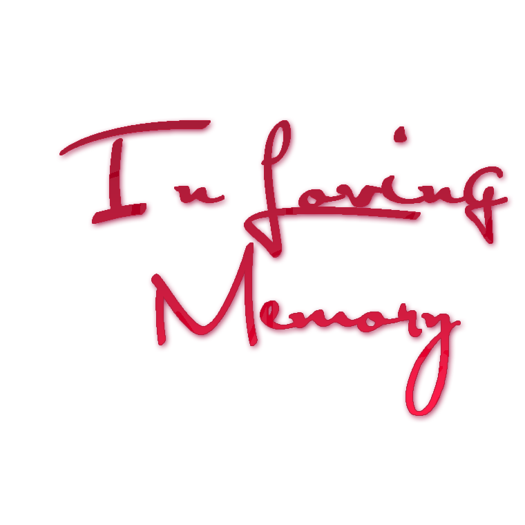 InLovingMemory