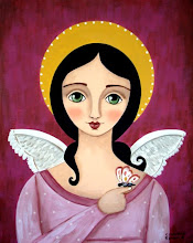 Angel with Butterfly