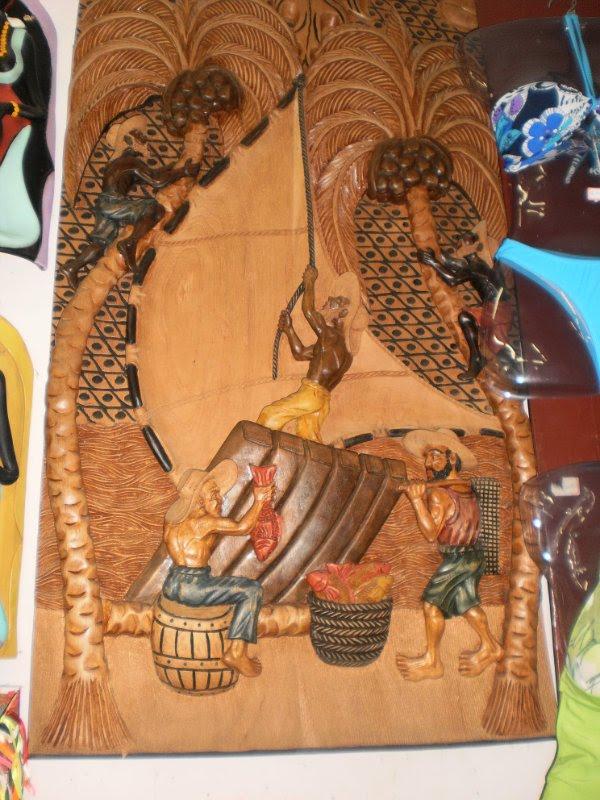 Armario Nancy Antiguo ~ Artesanato em barro e entalhado na madeira, peçasúnicas (RECIFE) ~ Portal de Comunicaç u00e3o de