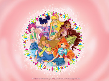 #12 Winx Club Wallpaper