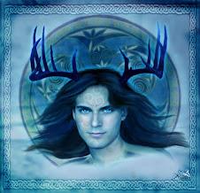 El Consorte Sagrado, espíritu masculino de la naturaleza viviente