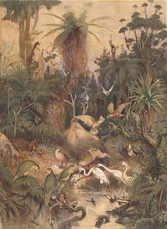 Death of the Moa