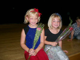 the girls dance recital