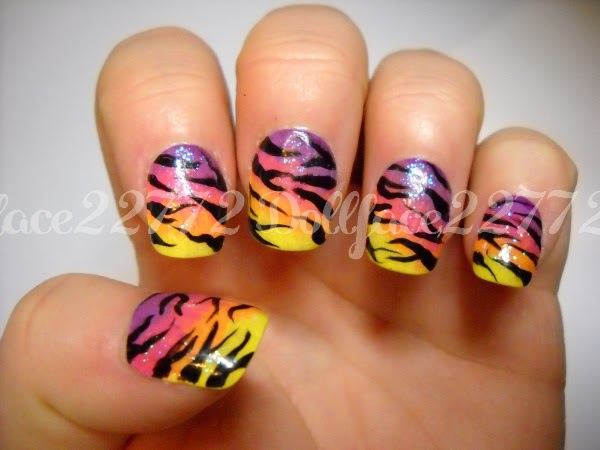 Image Result For Lisa Frank Tiger
