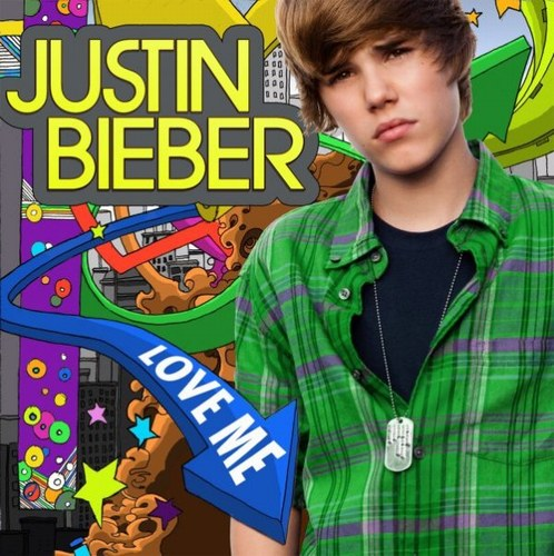 single album art justin bieber one less lonely girl. One less lonely girl,