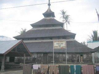 MASJID - SURAU HISTORIS MINANGKABAU
