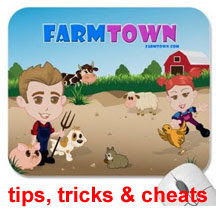 Farm Town Cheats and Tricks