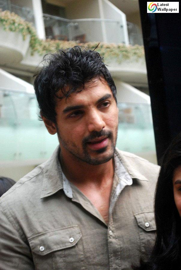 latest wallpapers of john abraham. Related Posts : John Abraham
