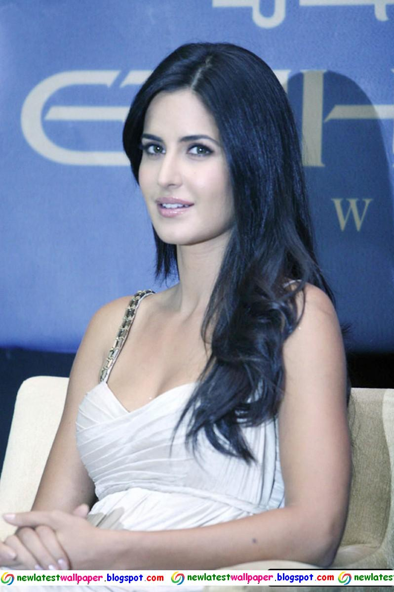 Sexy Katrina Kaif Latest Pics as Brand Ambassador of Etihad Airways