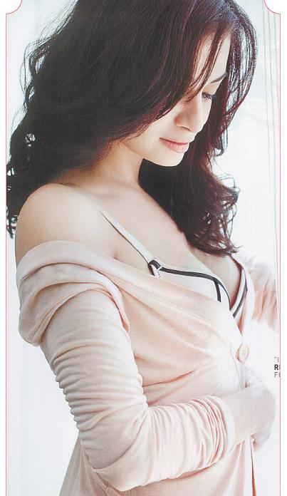 diya mirza maxim november 2010. Dia Mirza sizzles on the cover