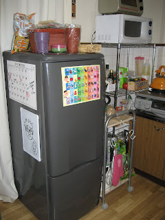 fridge-top garden