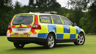 Volvo_V70, New UK Police squad cars