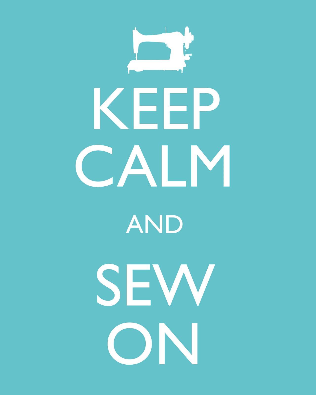 The Secret Stitch Club: Keep Calm rosette frame tutorial