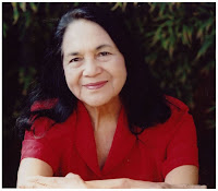 Picture of Dolores Huerta.