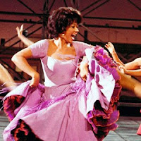 Picture of Rita Moreno as Anita in West Side Story.