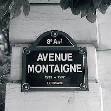 MONTAIGNE Street
