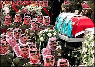 جلاله الملك حسين طلال رحمة