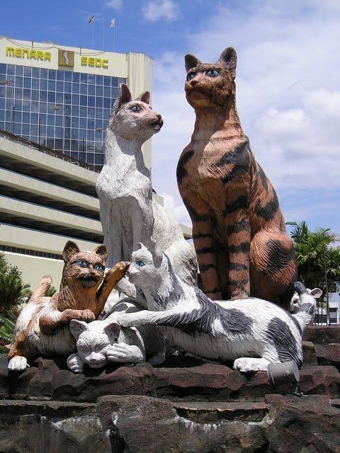 Tempat-Tempat Menarik Di Kuching