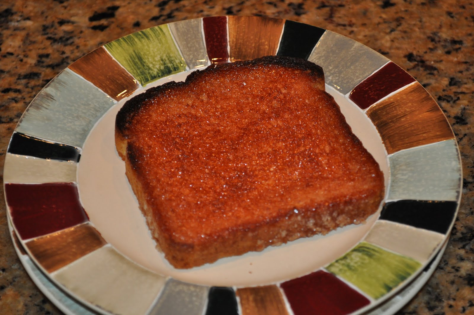 Beth's Favorite Recipes: Cinnamon Toast – The RIGHT Way