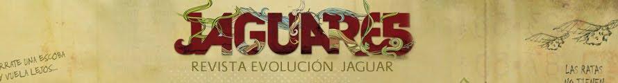 Jaguares : Revista Evolución Jaguar