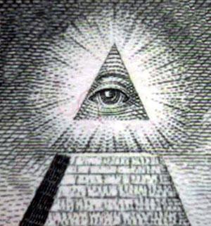 Illuminati Signification illuminati: les signes