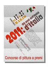 """Concorso di pittura a tema: """"2011: 150 anni dell'Unità d'Italia"""""""