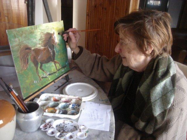 Lily, 70 años