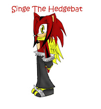 Singe The HedgeBat