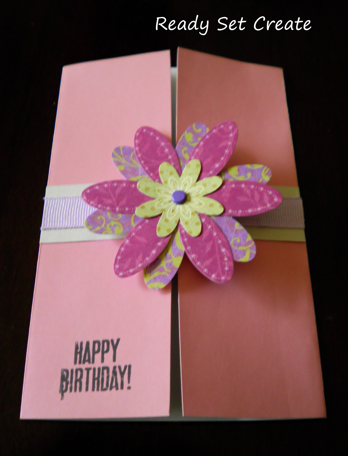 Homemade birthday card ideas for mom gangcraft ready set create spread some love with a cute card birthday card bookmarktalkfo Images