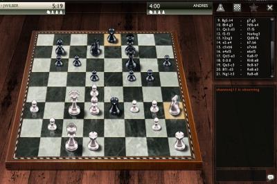 juegos ajedrez para descargar: