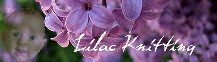 Lilac Knitting