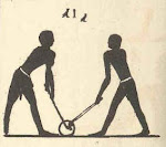 HOCKEY IN ANCIENT EGYPT