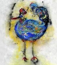 Coq Bleu