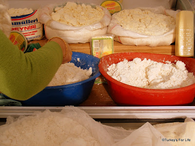 Börek Cheese at Fethiye market