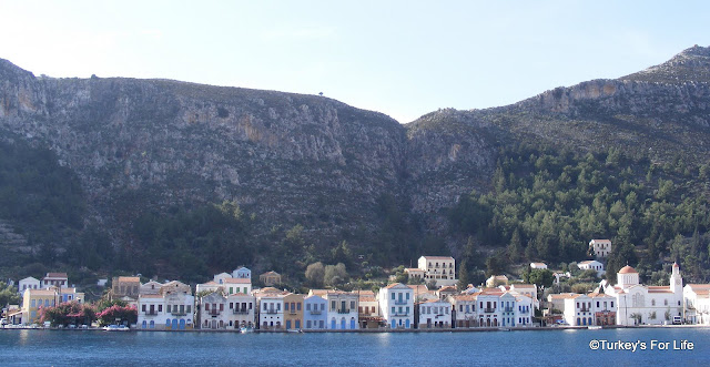 The Greek Harbour of Meis
