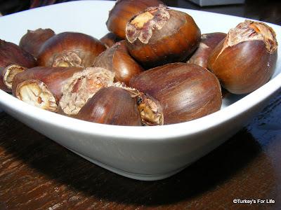 Roast Chestnuts - Kestane