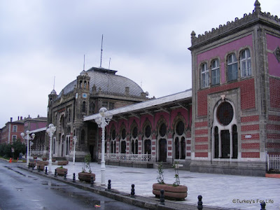 Sirkeci Train Station in Istanbul